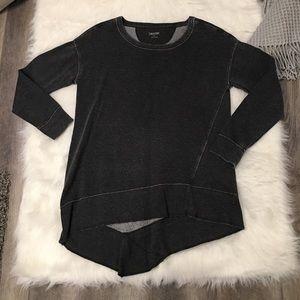 Calvin Klein Performance Gray Pullover Sweater